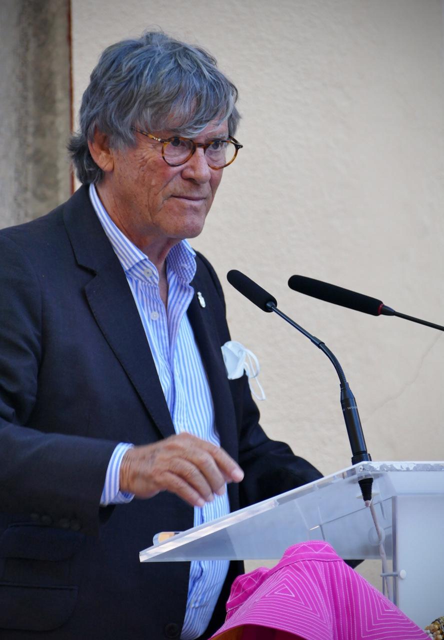 El empresario francés Simón Casas.