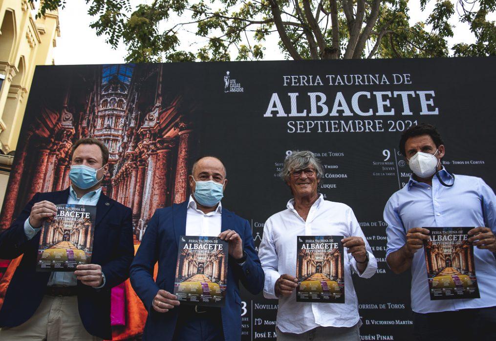 Presentados los carteles de la Feria Taurina 2021