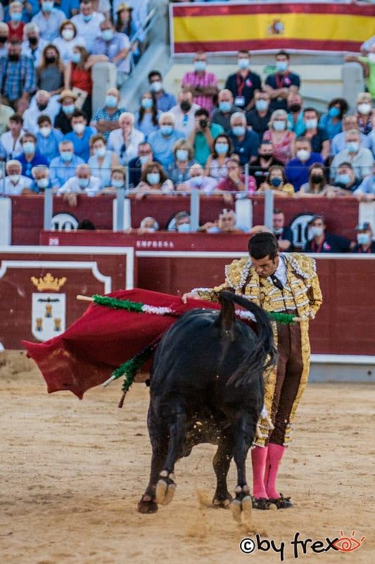Galería fotográfica Feria Taurina de Albacete 2021. 10 de Septiembre. Fotografía de J.M Fresneda