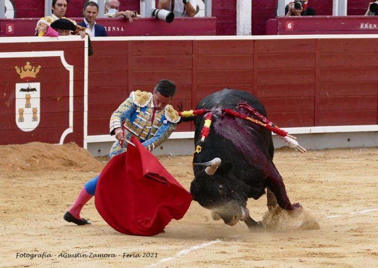 Galería fotográfica Feria Taurina de Albacete 2021. 9 de Septiembre. Fotografía de Agustín Zamora