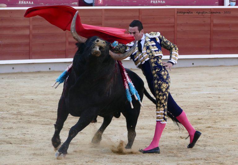 Galería fotográfica Feria Taurina de Albacete 2021. 10 de Septiembre. Fotografía de Agustín Zamora