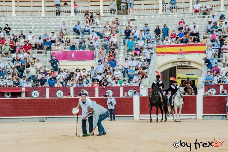 Galería fotográfica Feria Taurina de Albacete 2021. 11 de Septiembre. Fotografía de J.M Fresneda