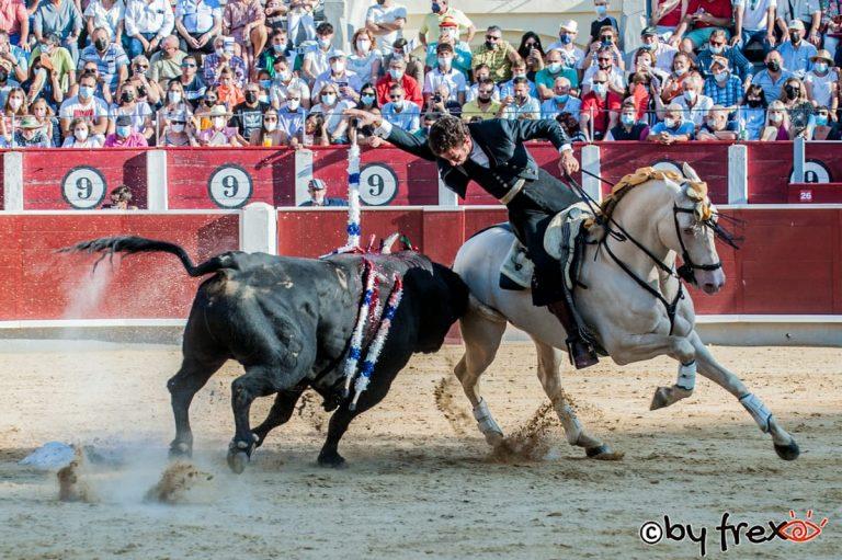 Galería fotográfica Feria Taurina de Albacete 2021. 12 de Septiembre. Fotografía de J.M Fresneda